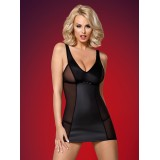 823-DRE-1 Dress schwarz - 1