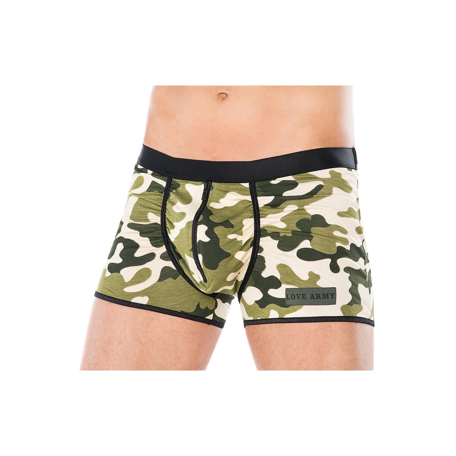 Boxershorts camouflage MC/9085 - 1 - Vorschaubild