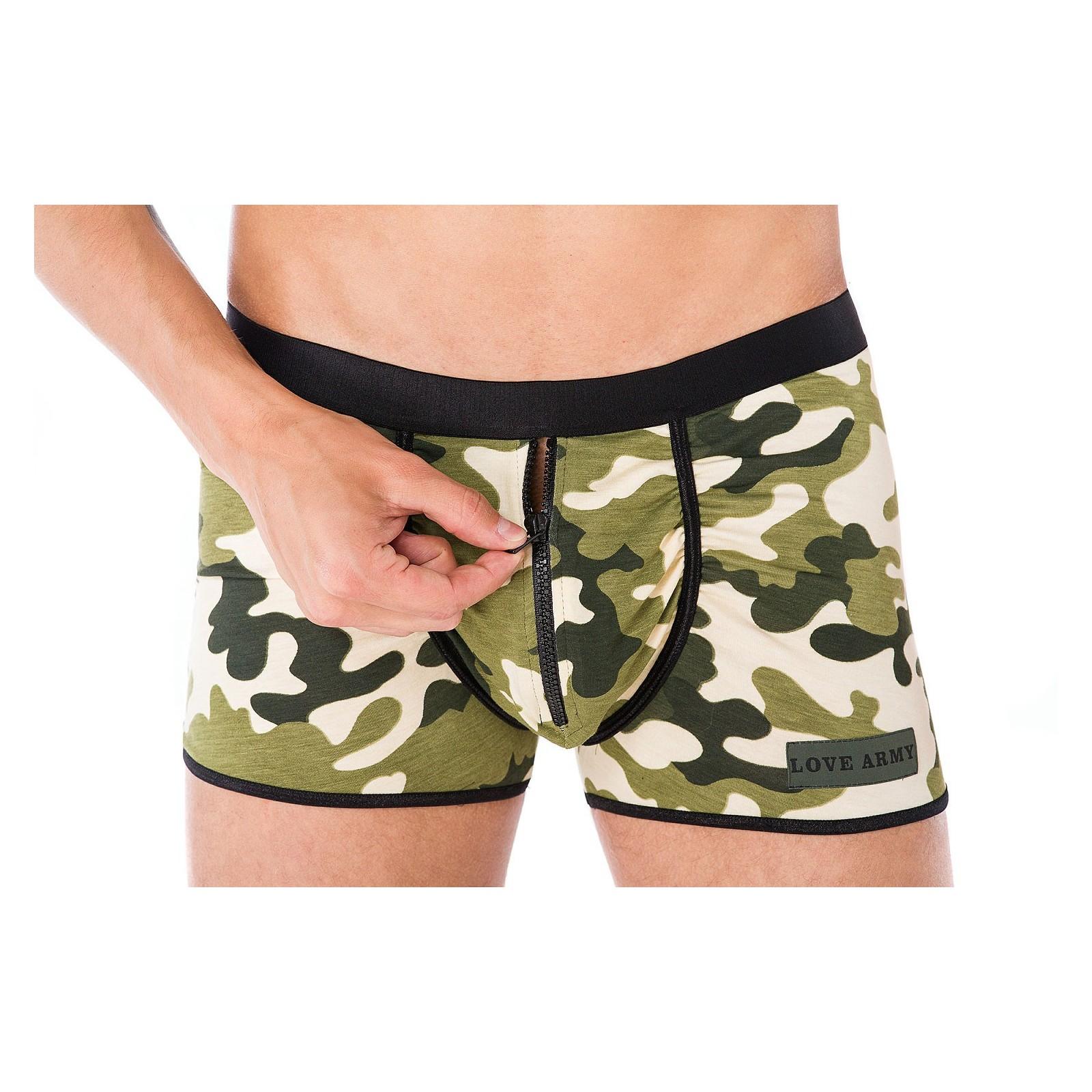 Boxershorts camouflage MC/9085 - 3 - Vorschaubild