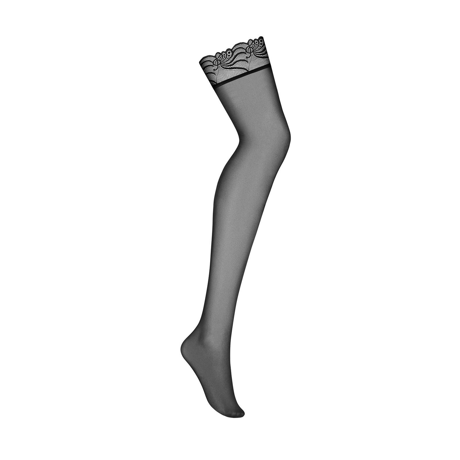 828-STO-1 Stockings schwarz - 5 - Vorschaubild