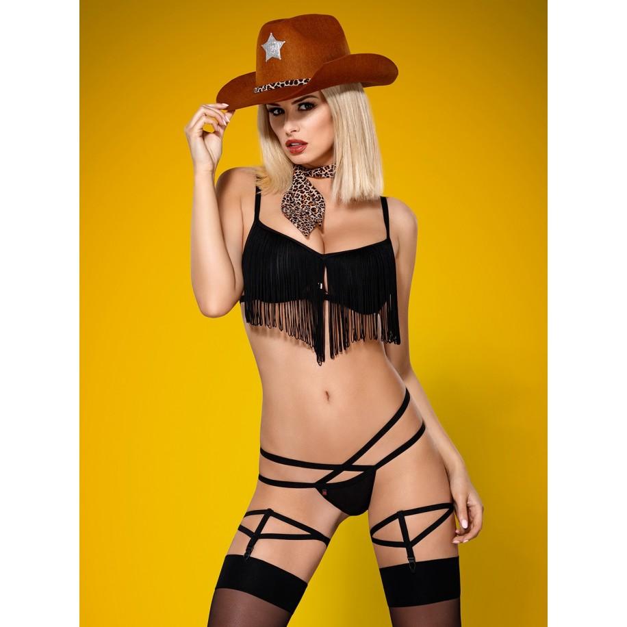 832-CST-1 Cowgirl-Kostüm - 1