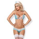 834-CST-6 Nurse-Kostüm - 3 - Vorschaubild