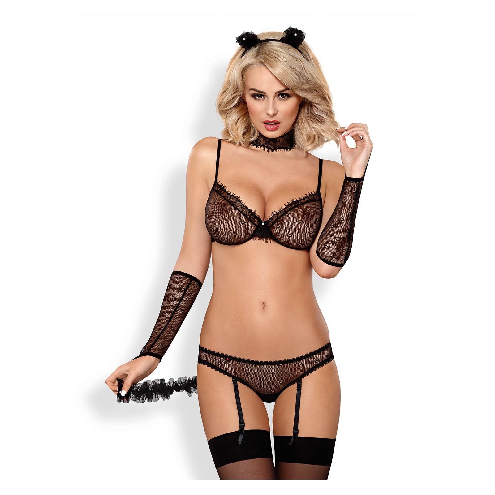 836-CST-1 Catwoman-Kostüm - 3 - Vorschaubild