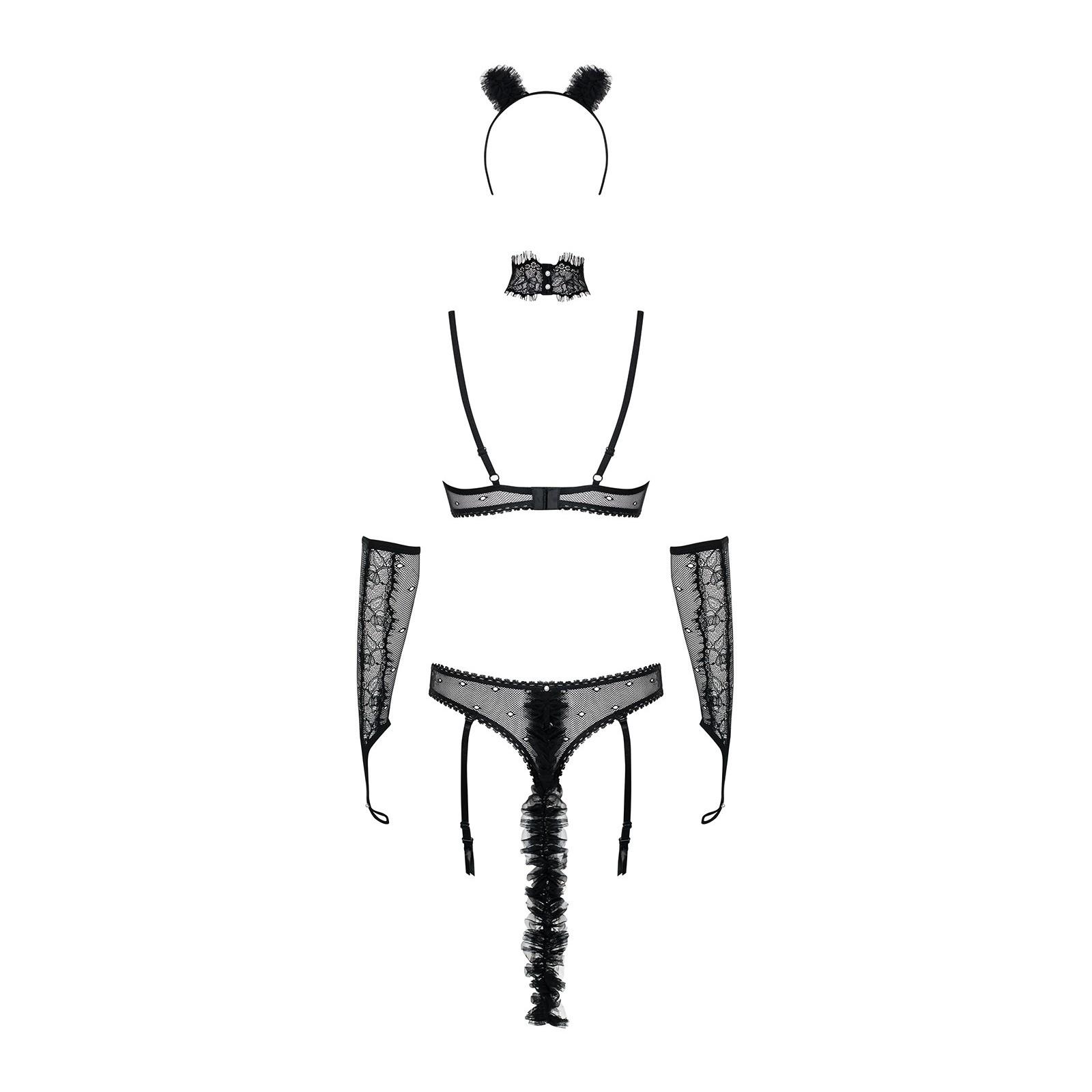 836-CST-1 Catwoman-Kostüm - 8 - Vorschaubild