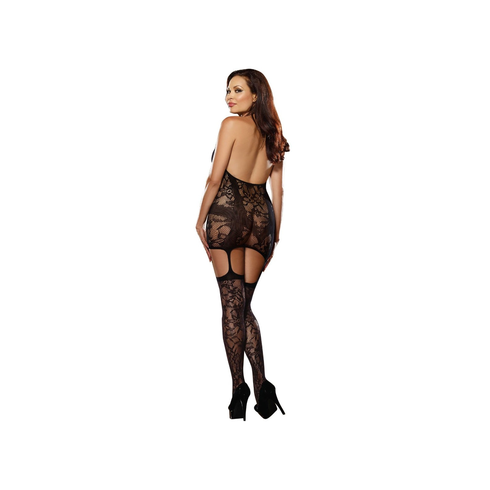 Kleid DR0145 schwarz - 8 - Vorschaubild