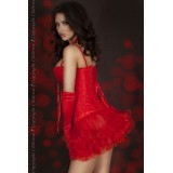 Corsage CR3204 rot - 2
