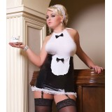 Luxe Waitress Outfit S/3035 - 1