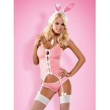 Bunny Suit pink - 1