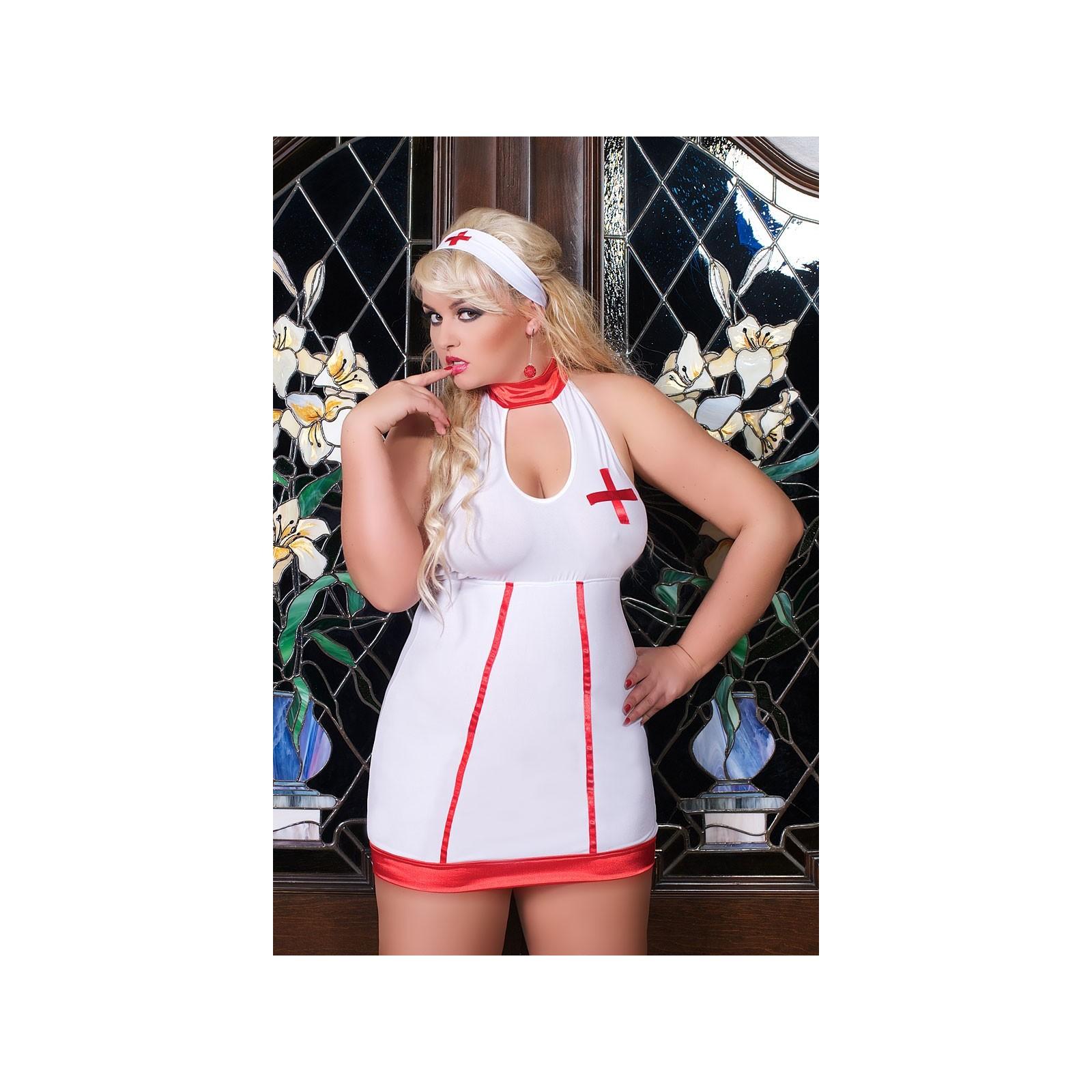 Sexy Nurse Outfit S/3036 - 1 - Vorschaubild
