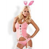 Bunny Suit pink - 3