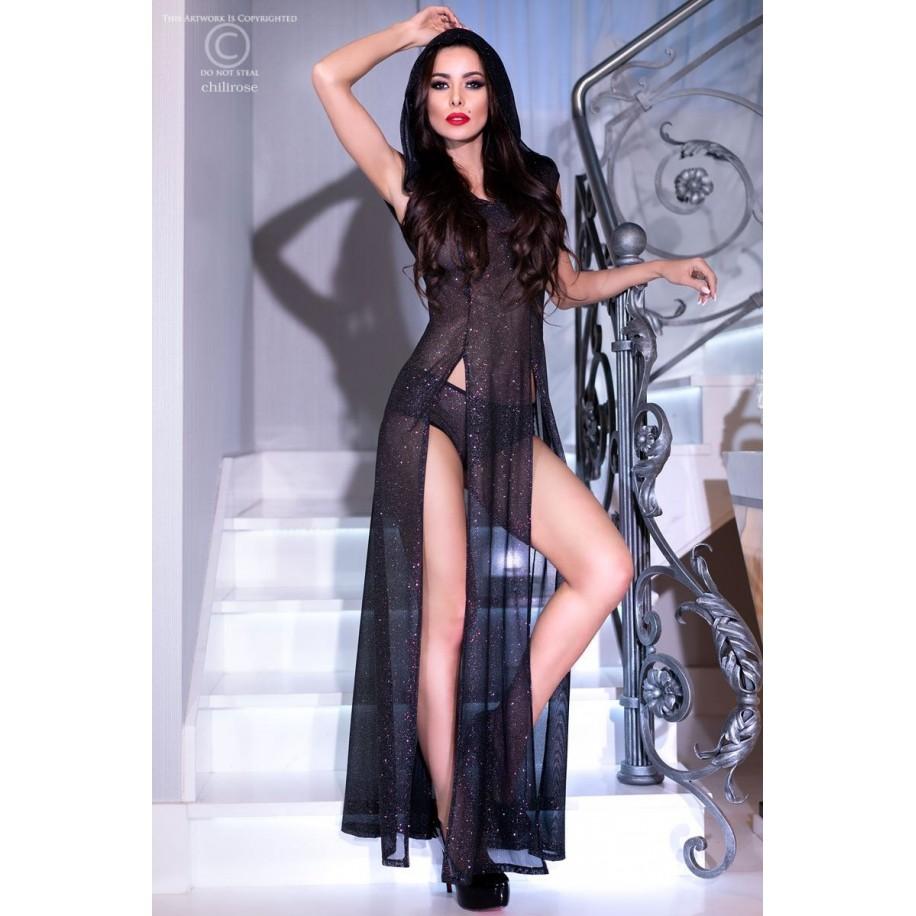 Langes Kleid CR4259 - 1