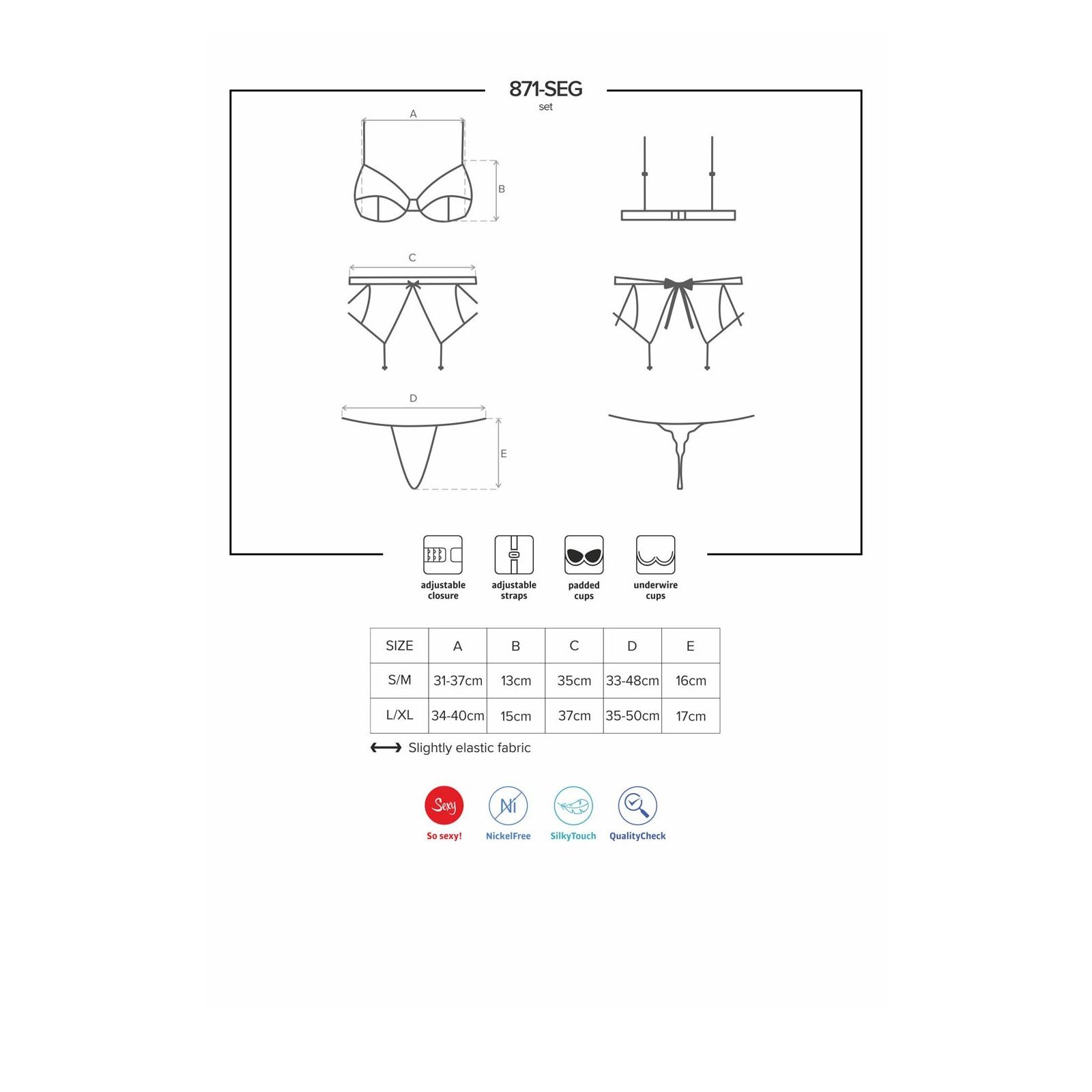 871-SEG-2 Set weiß - 7 - Vorschaubild