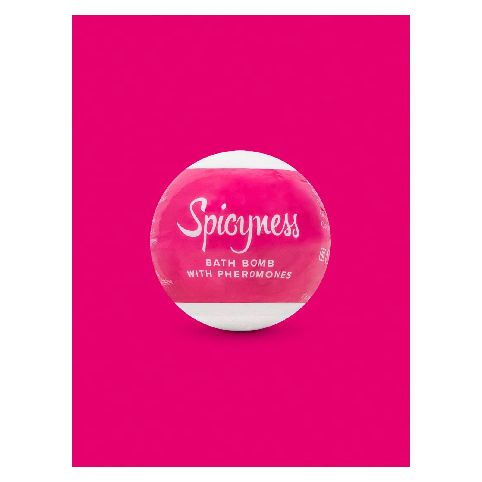 Badebombe mit Pheromonen Spicy - 1 - Vorschaubild