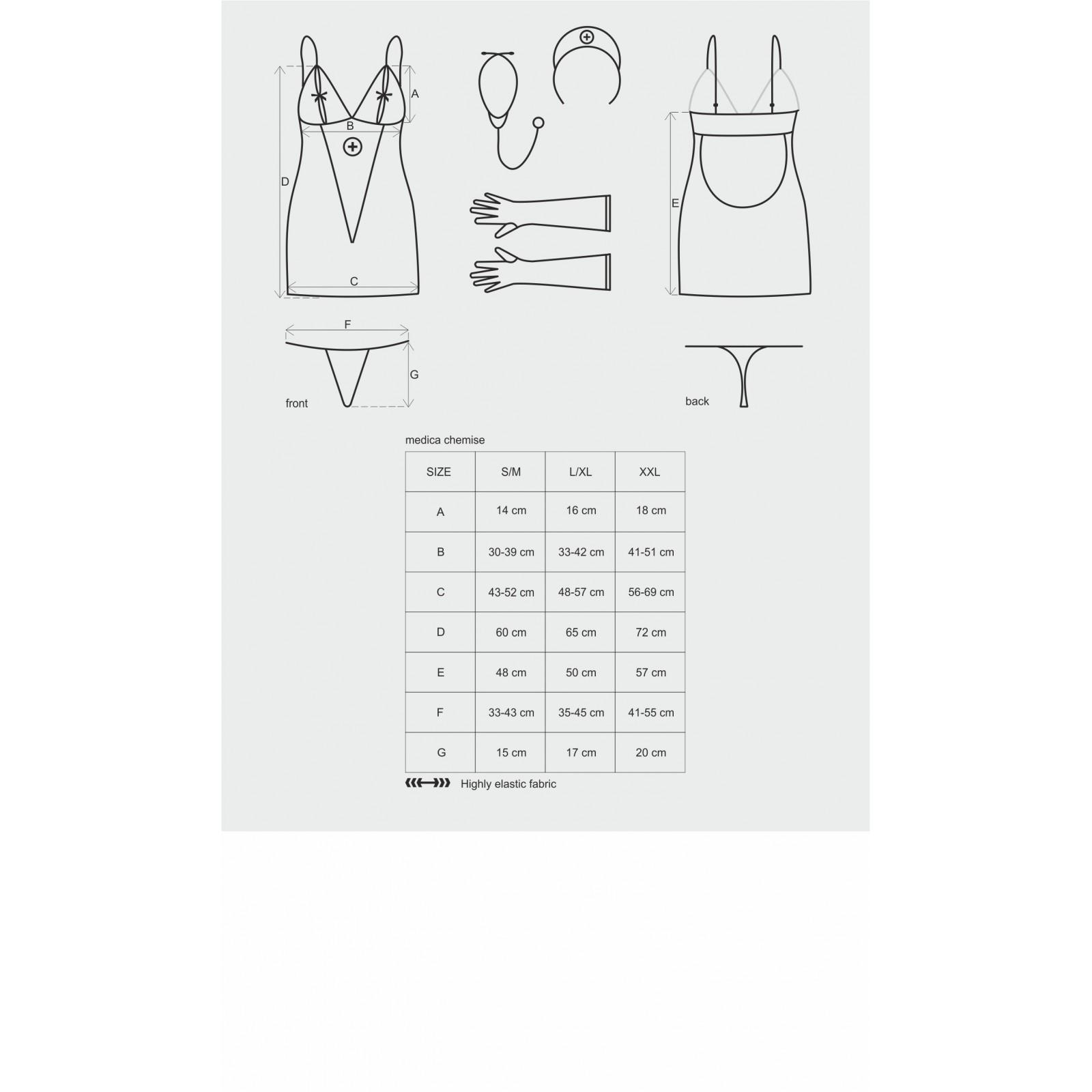 Medica Dress - 5 - Vorschaubild