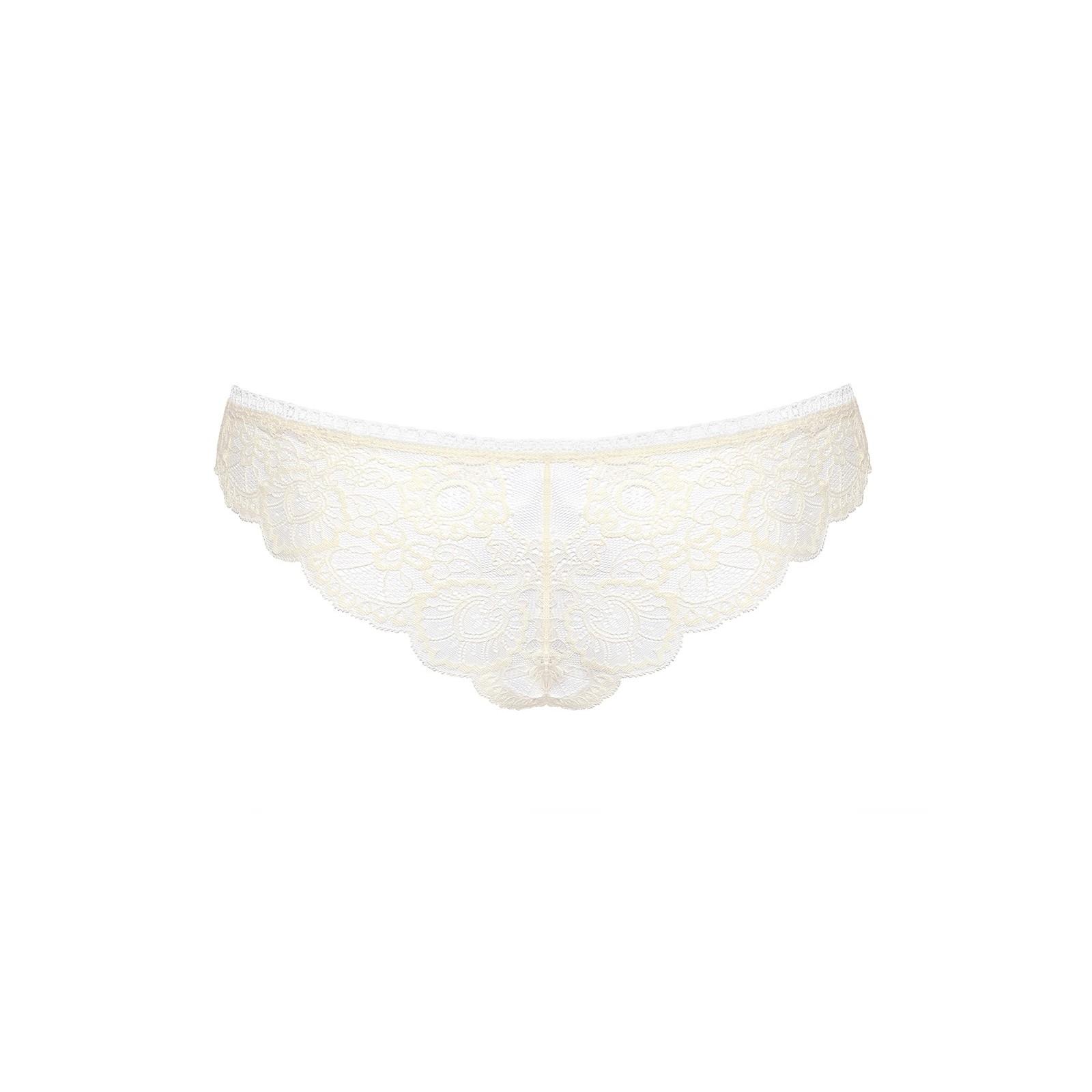 874-PAN-2 Panties weiß/beige - 8 - Vorschaubild