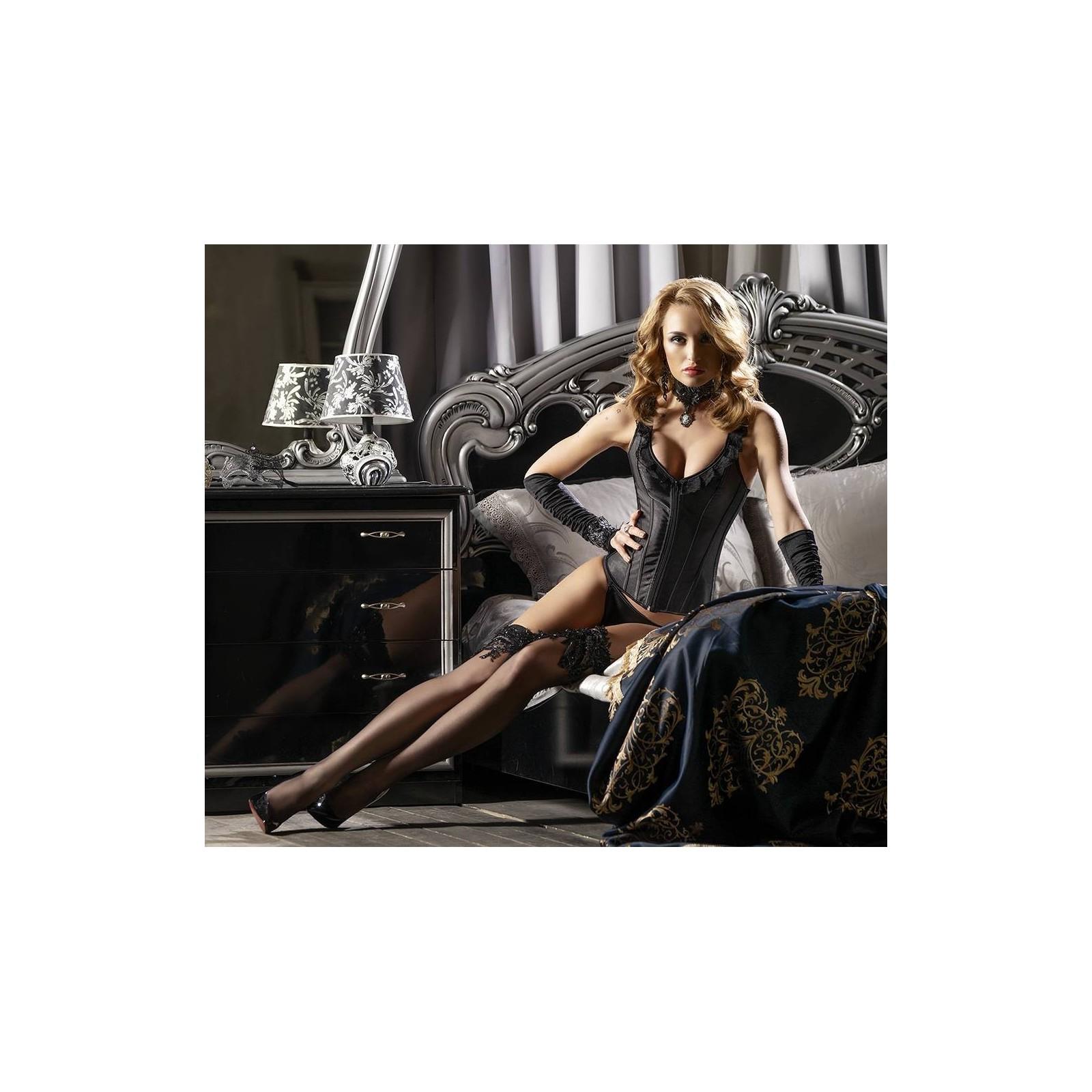 Corsage CR4322 schwarz - 6 - Vorschaubild
