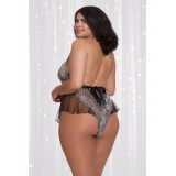 Body DR11788 metallic/schwarz - 8