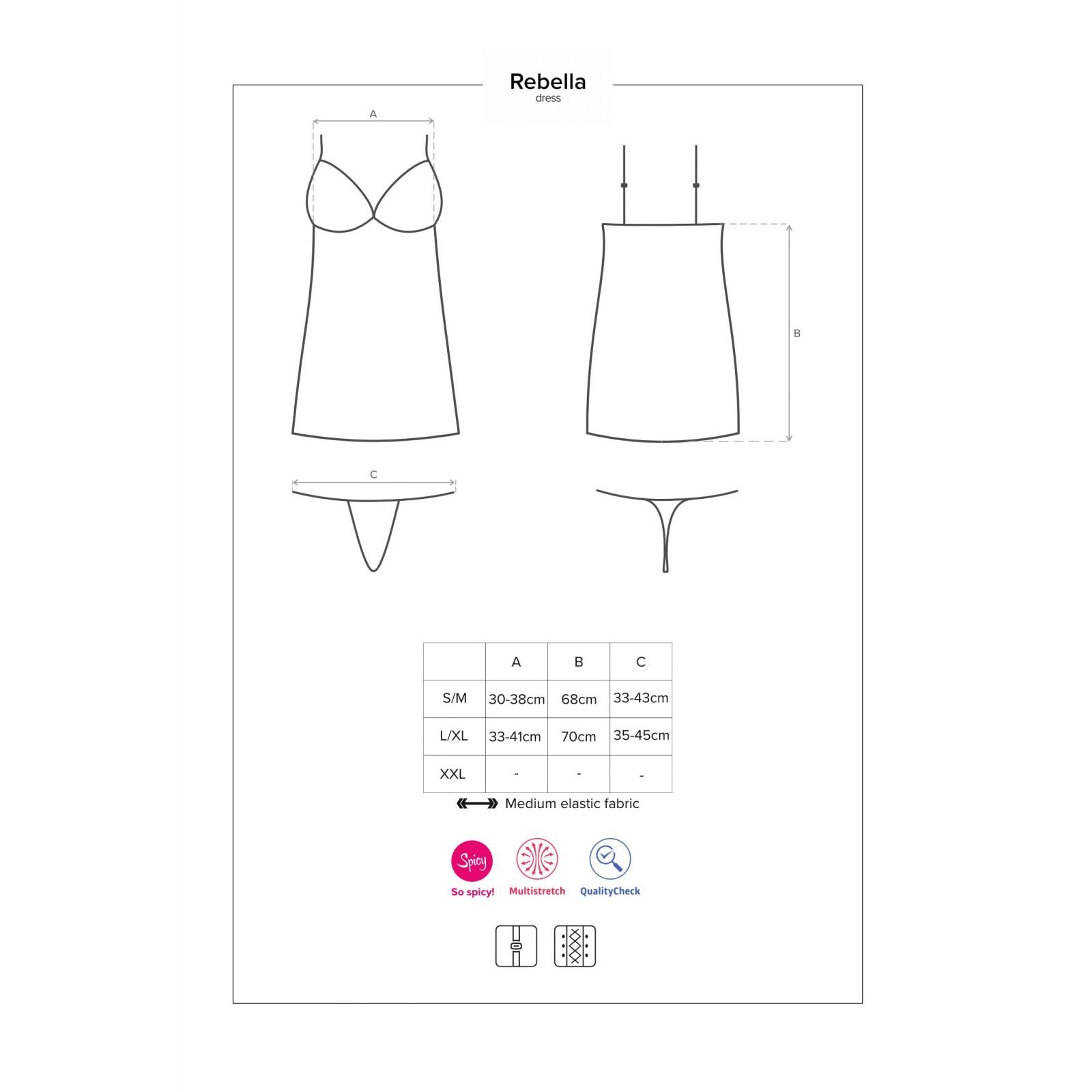 Redella Dress - 7 - Vorschaubild