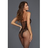 Bodystocking DR0326 schwarz - 2