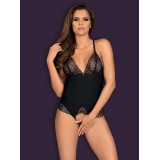 Chiccanta Crotchless Teddy - 1