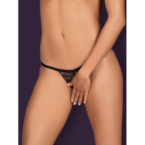 Chiccanta Crotchless Panties - 1