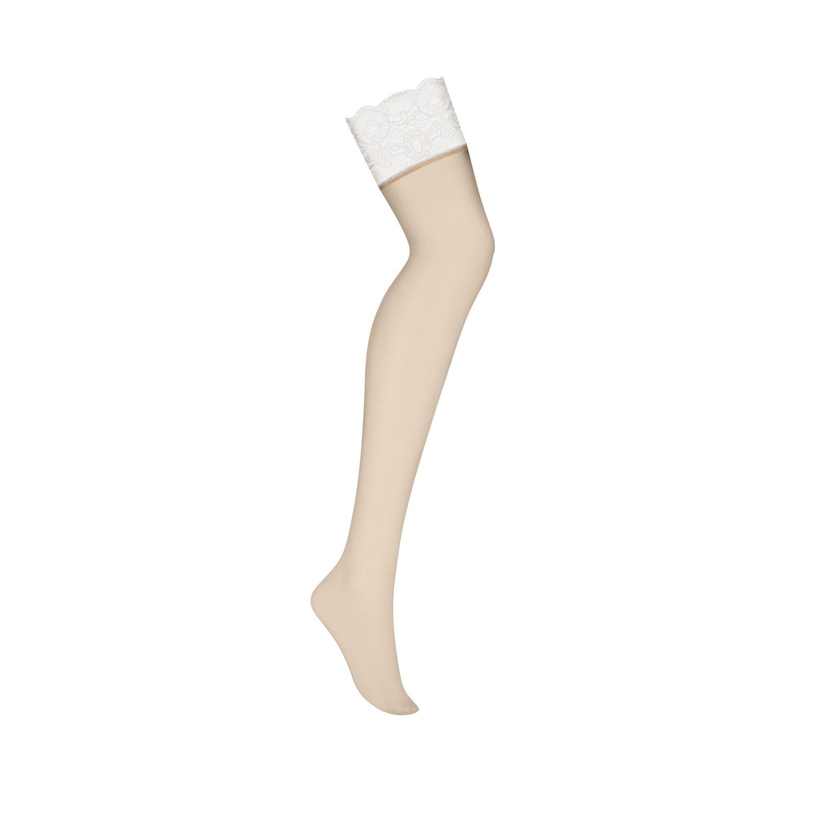 853-STO-2 Stockings weiß - 5 - Vorschaubild
