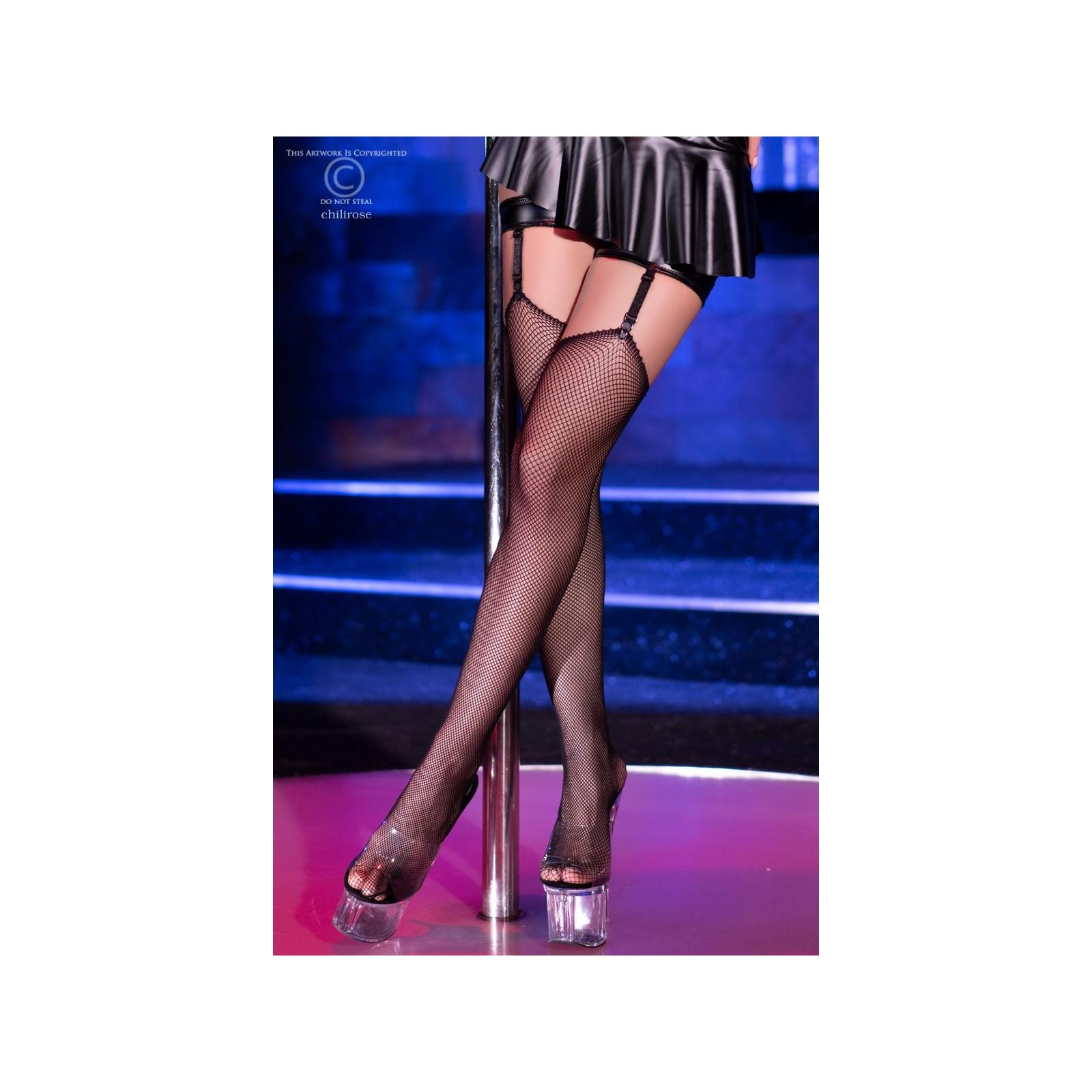 Erotik-Set CR4363 schwarz - 6 - Vorschaubild