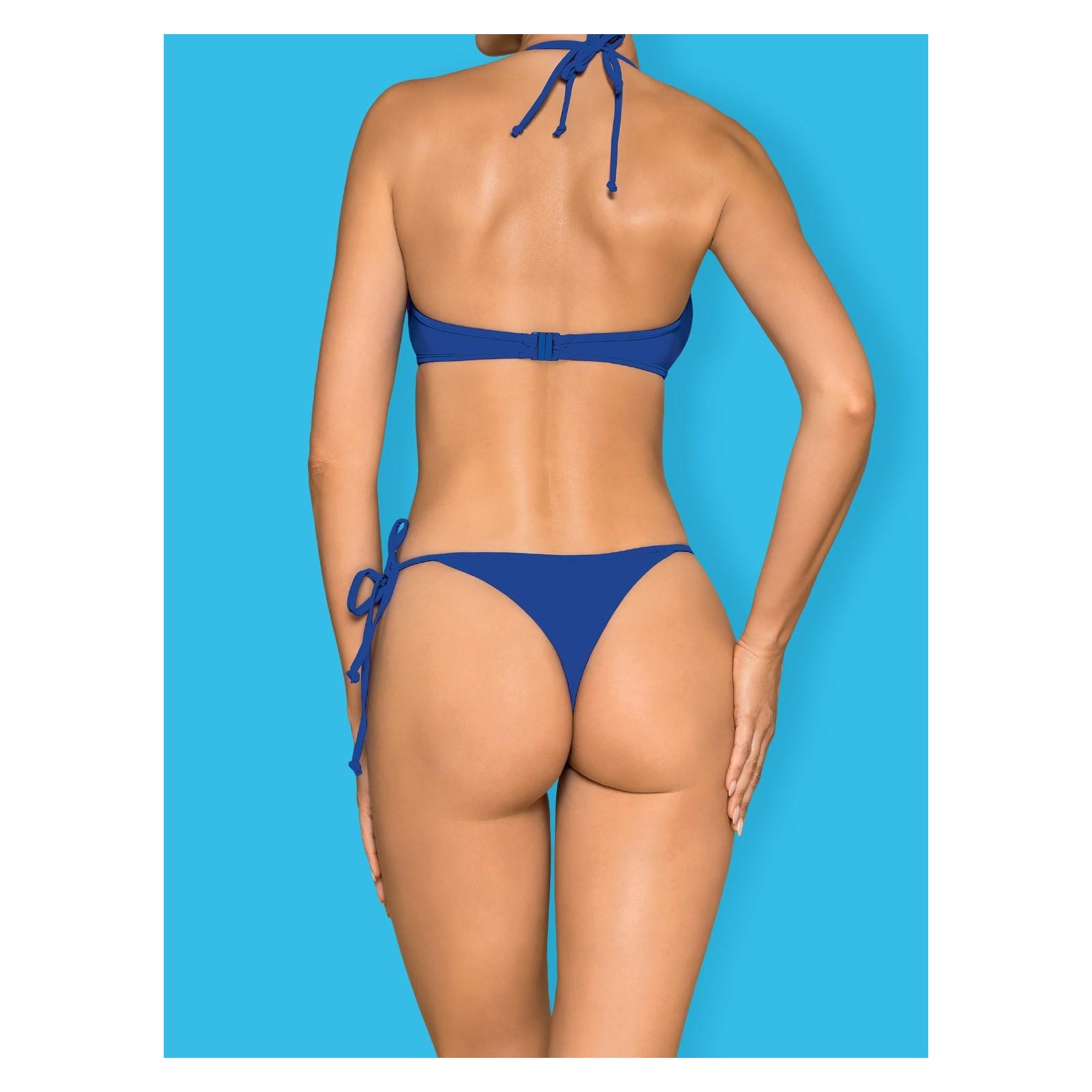 Bikini Costarica blau - 2 - Vorschaubild