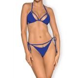 Bikini Costarica blau - 3