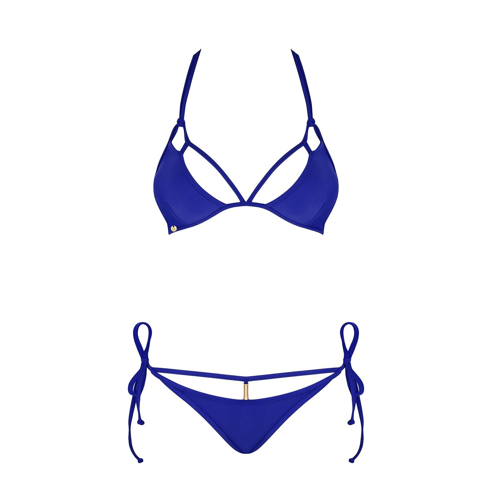 Bikini Costarica blau - 5 - Vorschaubild