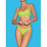 Bikini Mexico Beach neongrün - 1 - Vorschaubild