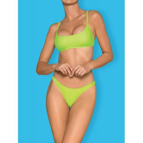 Bikini Mexico Beach neongrün - 1