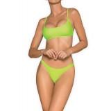 Bikini Mexico Beach neongrün - 3 - Vorschaubild