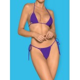 Micro-Bikini Beverelle violett - 1