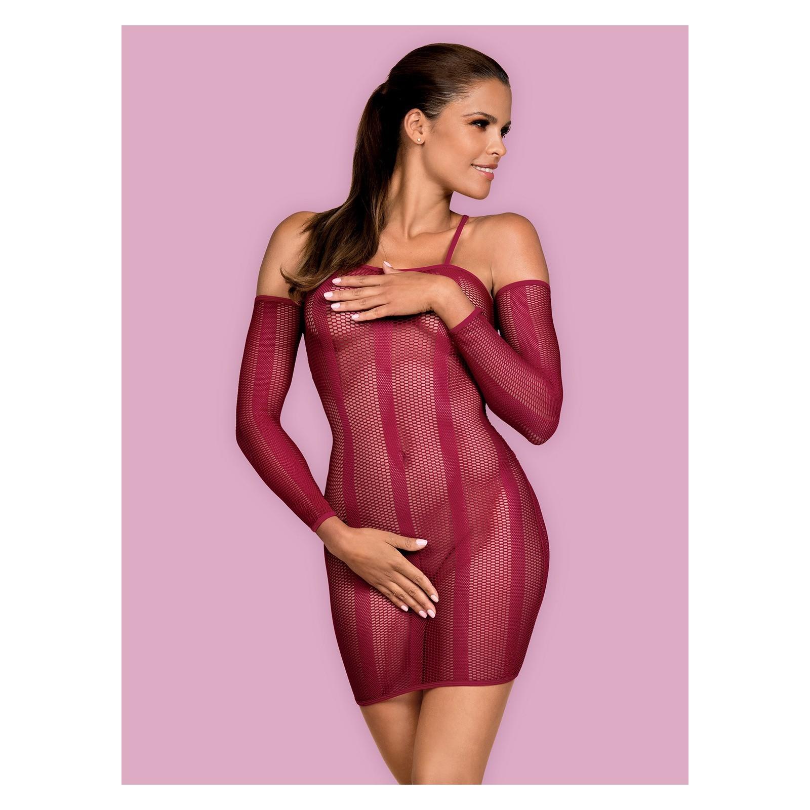 Dressie Kleid rubin - 1 - Vorschaubild