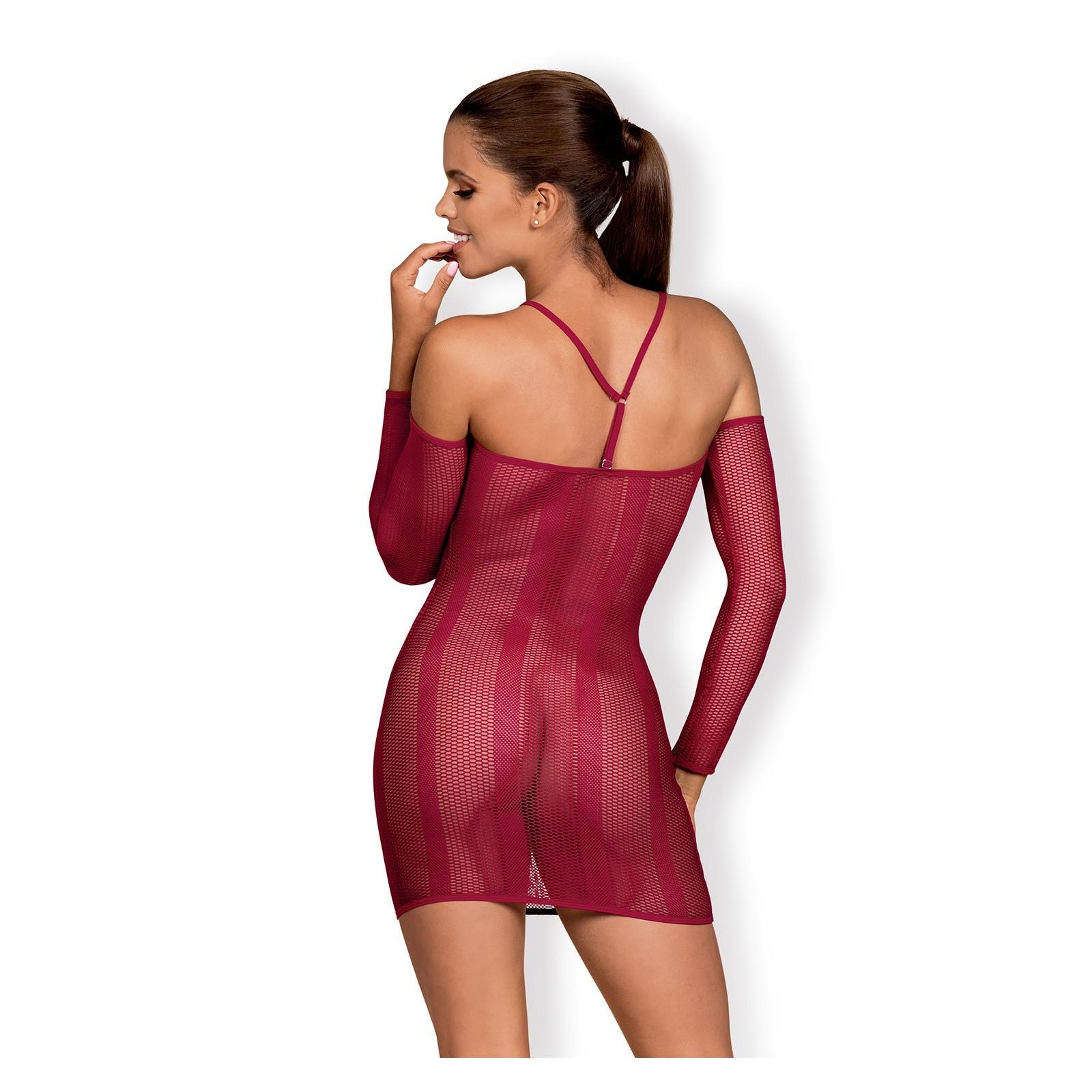Dressie Kleid rubin - 4 - Vorschaubild