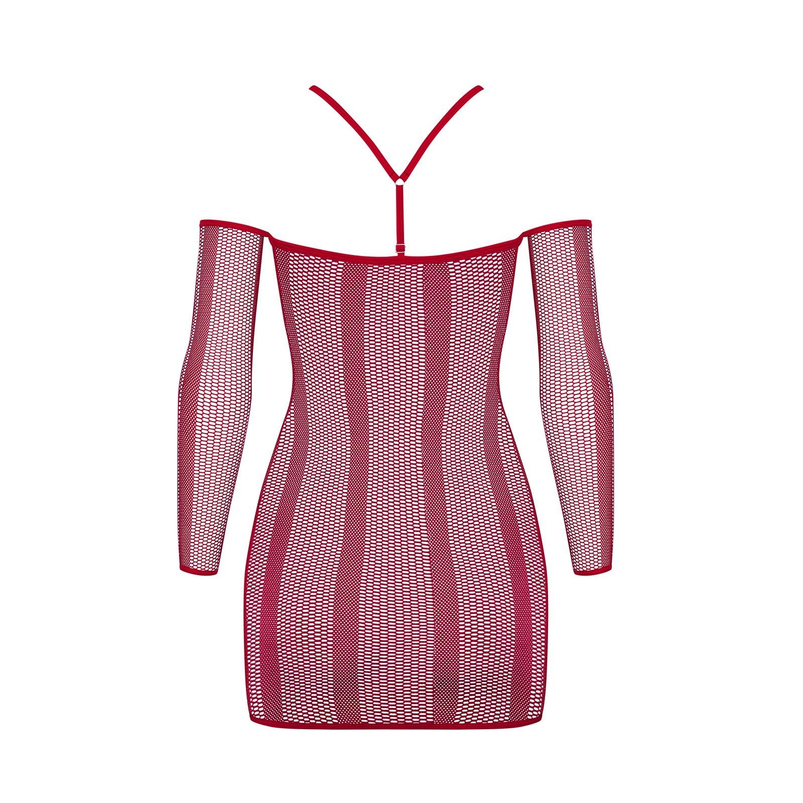 Dressie Kleid rubin - 6 - Vorschaubild
