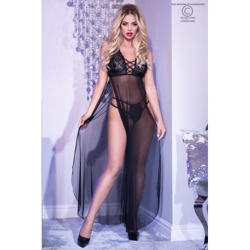 Gown CR4377 schwarz - 1