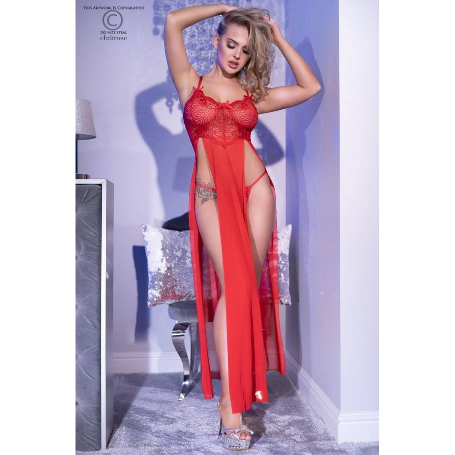 Gown CR4371 rot - 1