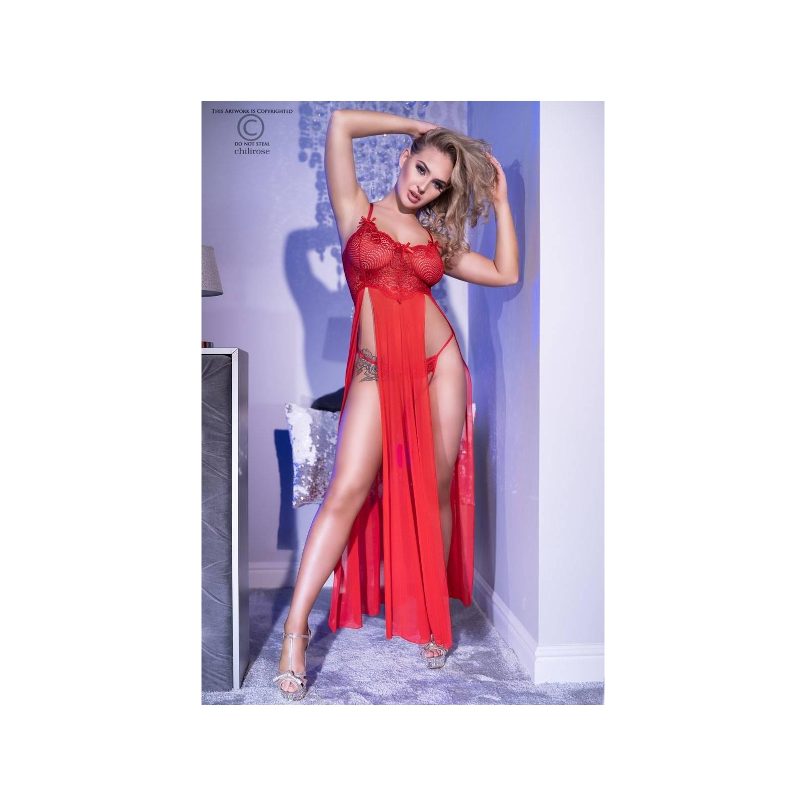 Gown CR4371 rot - 3 - Vorschaubild