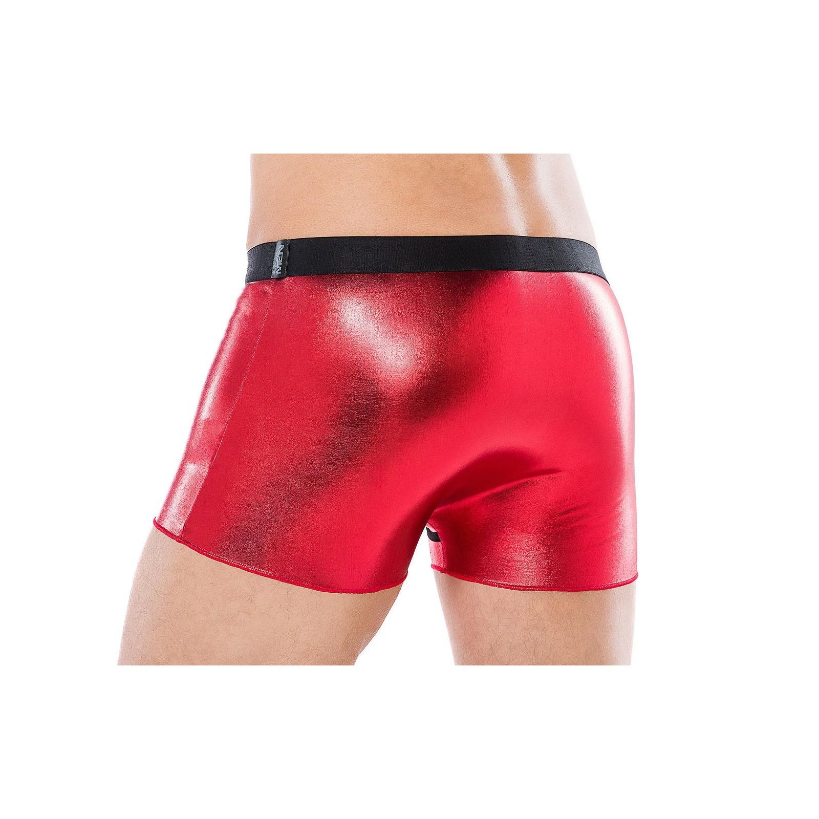 Boxershorts rot MC/9003 - 2 - Vorschaubild