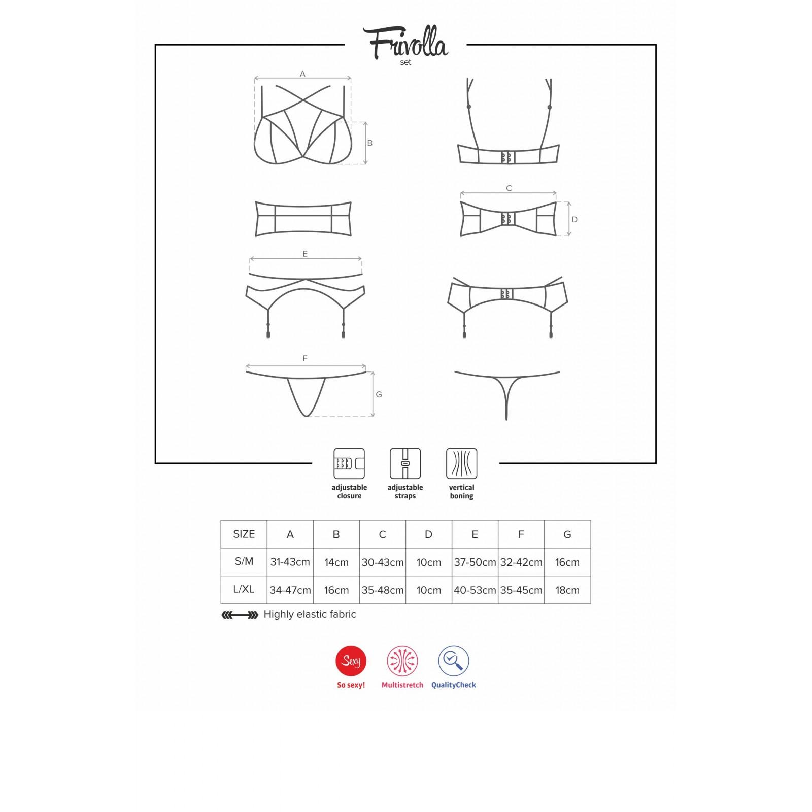 Frivolla Set pink - 7 - Vorschaubild