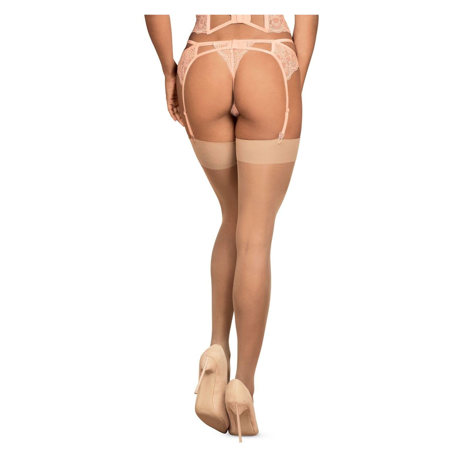 S800 Stockings nude - 4 - Vorschaubild
