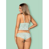 Delicanta Top & Panties mint - 2