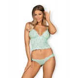 Delicanta Top & Panties mint - 3