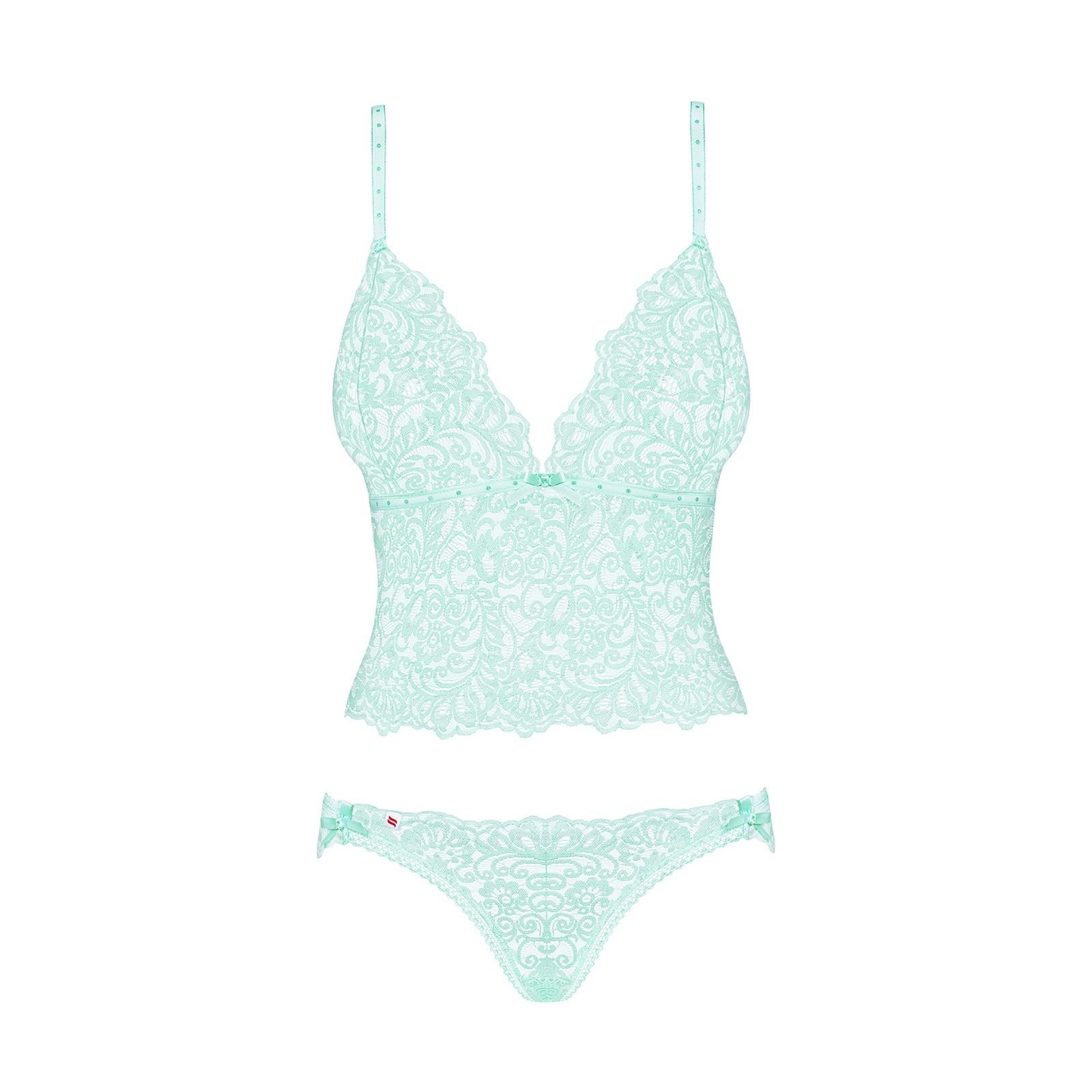 Delicanta Top & Panties mint - 5 - Vorschaubild