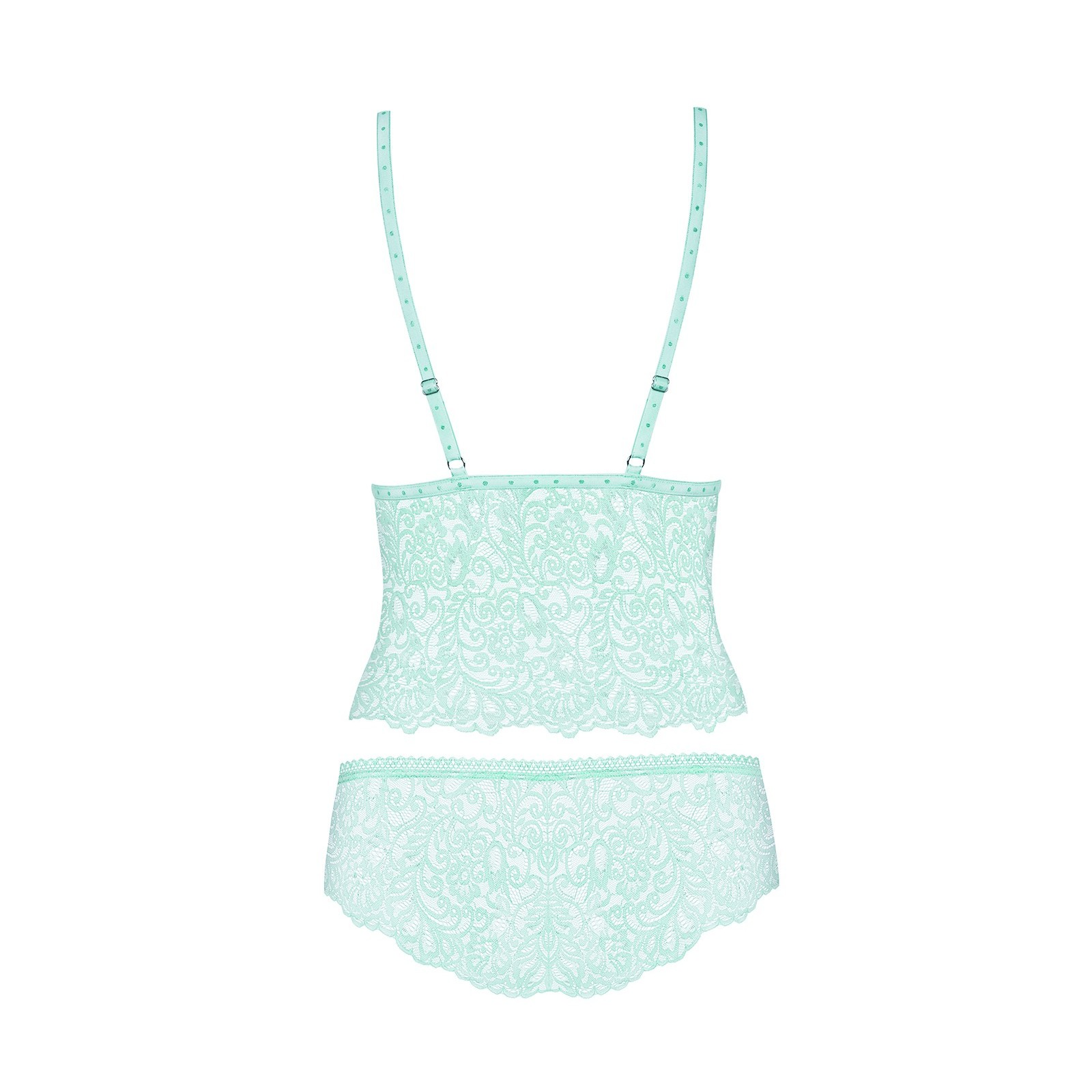 Delicanta Top & Panties mint - 6 - Vorschaubild