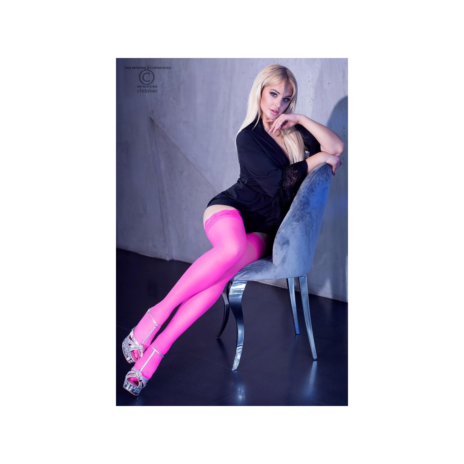 Strümpfe CR4389 hot pink - 1 - Vorschaubild