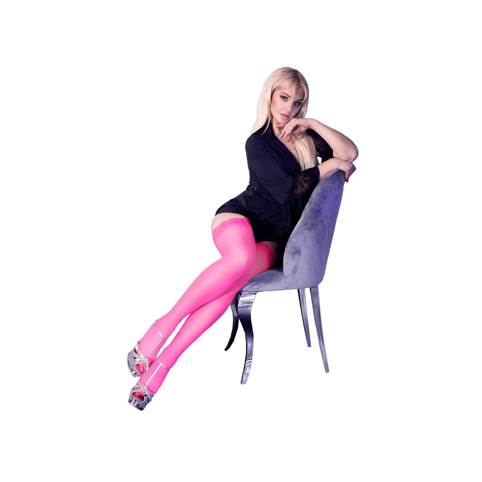Strümpfe CR4389 hot pink - 4 - Vorschaubild