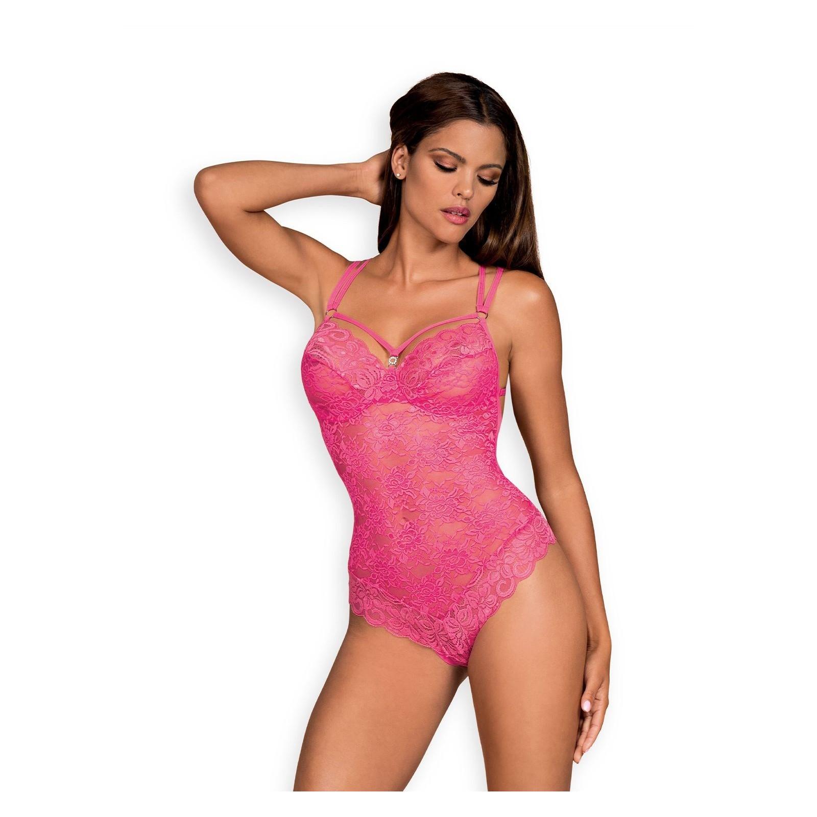 860-TED-5 Teddy pink - 3 - Vorschaubild